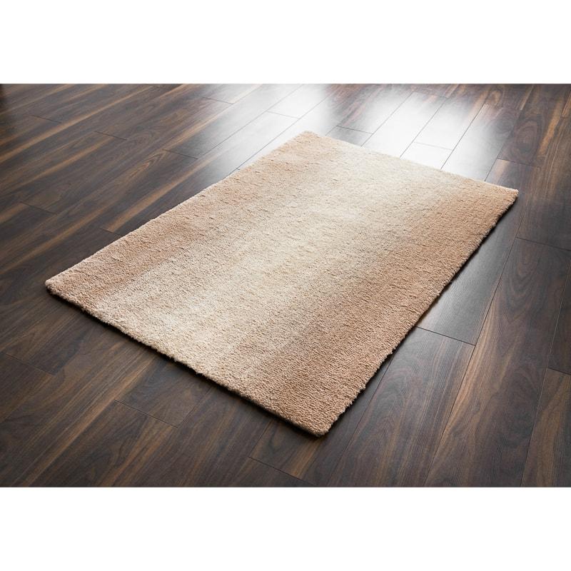 ombre sparkle rug 60 x 110cm home decor rugs b m. Black Bedroom Furniture Sets. Home Design Ideas