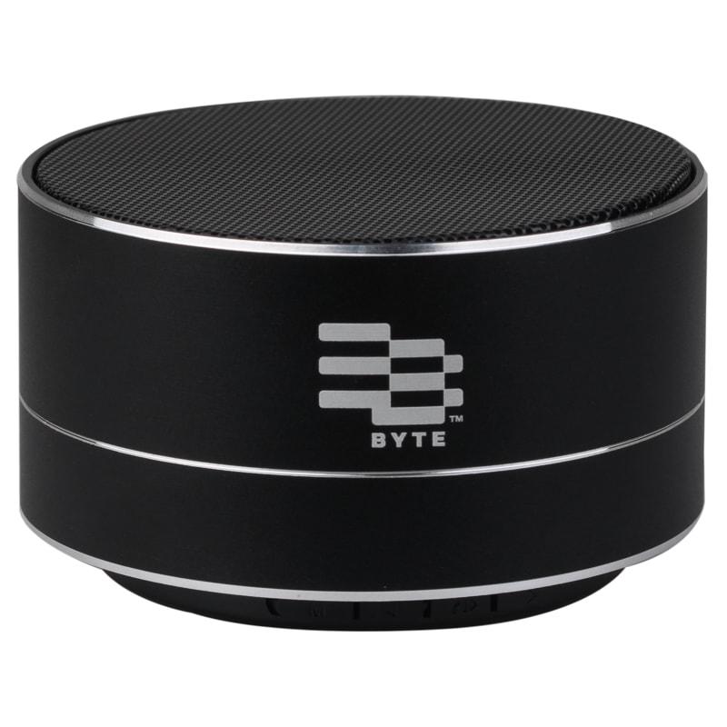 Byte Metal Bluetooth Speaker - Black