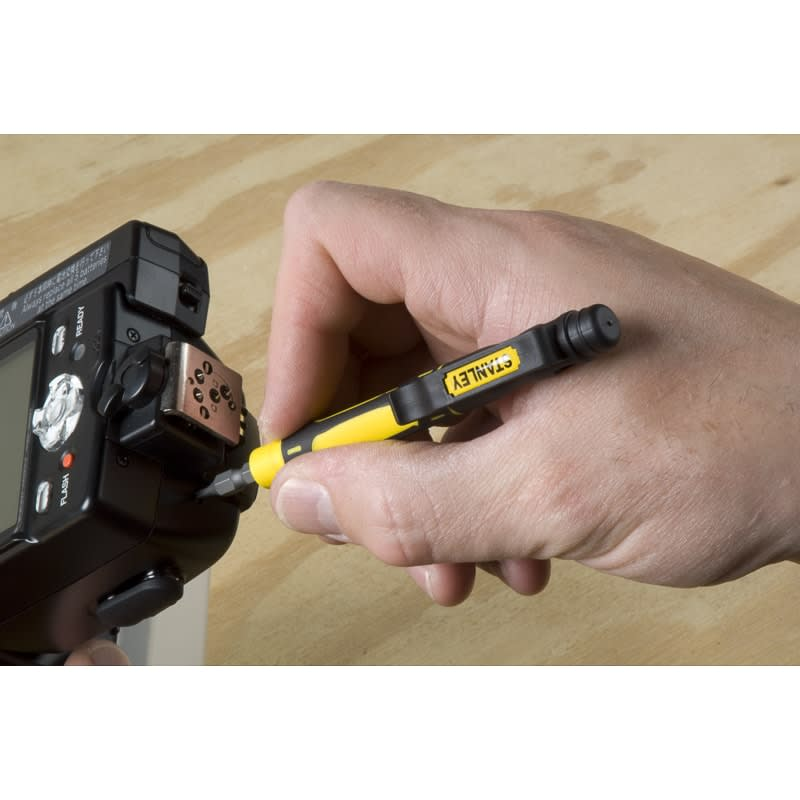 Stanley 4-in-1 Pocket Driver