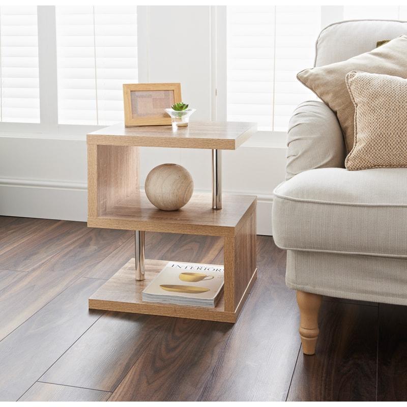Hampton Side Table Living Room Furniture B Amp M