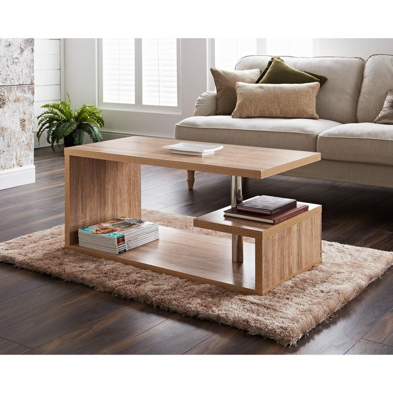 Hampton Coffee Table | Living Room Furniture - B&M