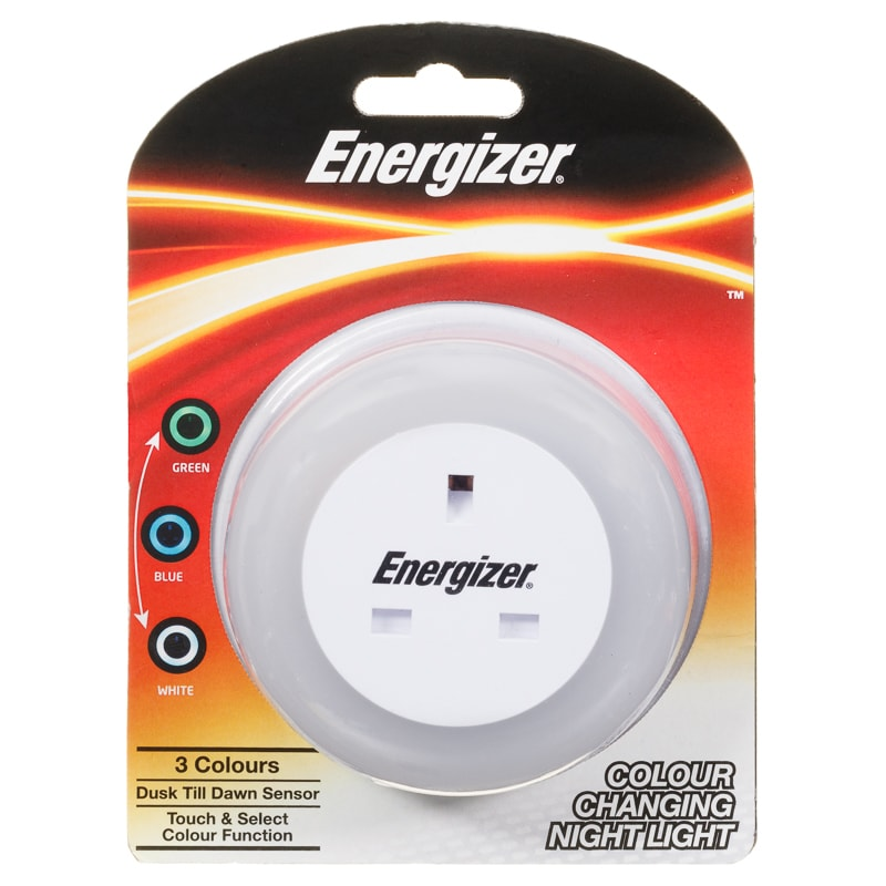 Energizer Colour Changing Night Light