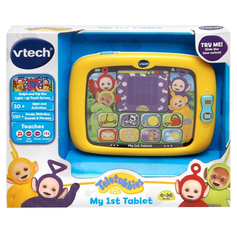 Vtech Teletubbies 1st Tablet Toddler Toys B Amp M