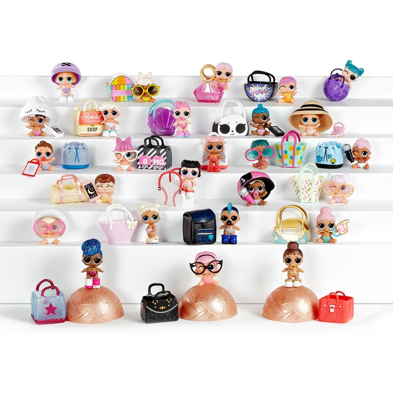 Lol Surprise Lil Sisters Toys Collectible Dolls Bm