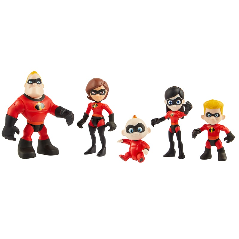 df20d570c74 Incredibles Junior Supers Family Pack | Toys - B&M
