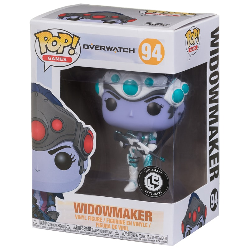 Pop Overwatch Vinyl Figure Widowmaker Latest Crazes B Amp M