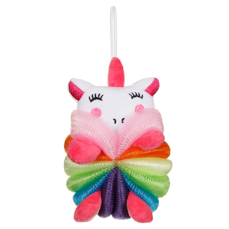 Unicorn Bath Body Puff