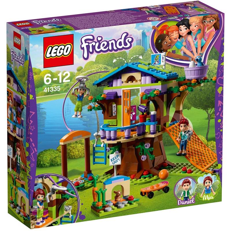 Lego Friends Mias Tree House Construction Toys Bm