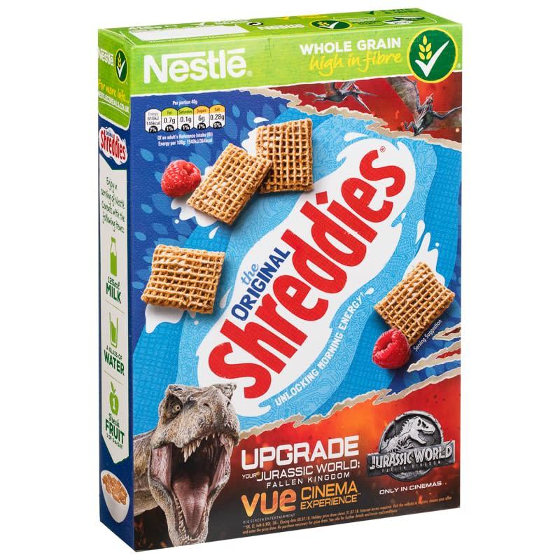 Nestle Shreddies 415g | Food & Drink | Cereal - B&M