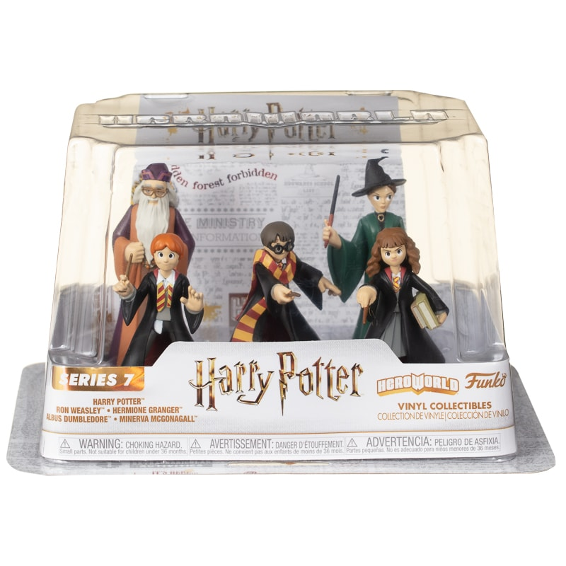 Harry Potter Action Figures 5pk