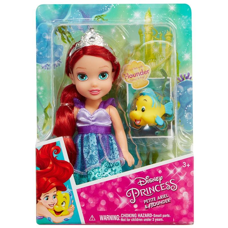 Disney princess petite doll ariel dolls accessories b m - Petite princesse disney ...