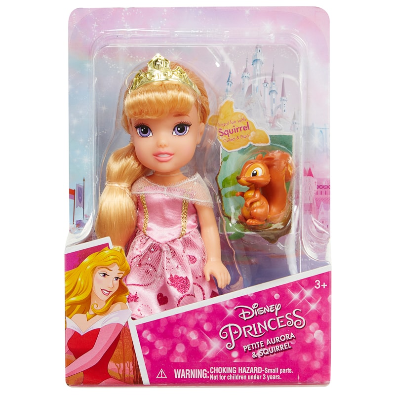 Disney princess petite doll aurora dolls accessories b m - Petite princesse disney ...