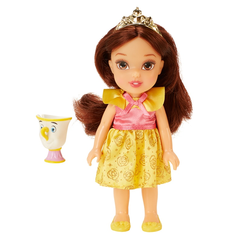 Disney Princess Petite Doll Belle Dolls Amp Accessories