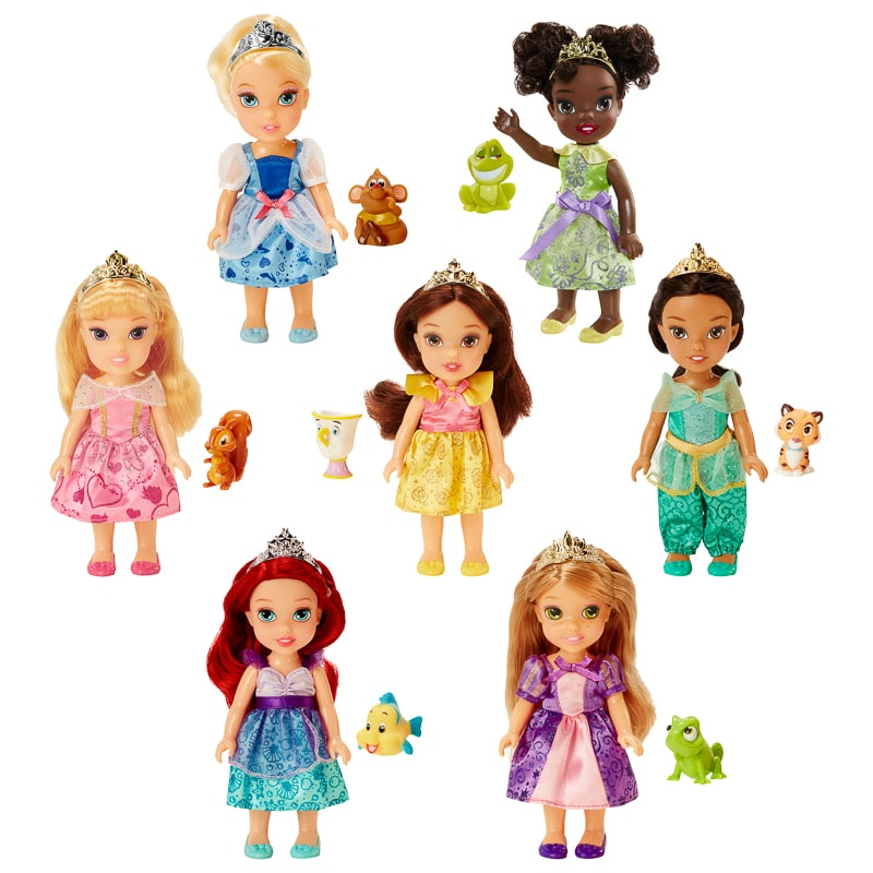 Disney princess petite doll cinderella dolls accessories b m - Petite princesse disney ...