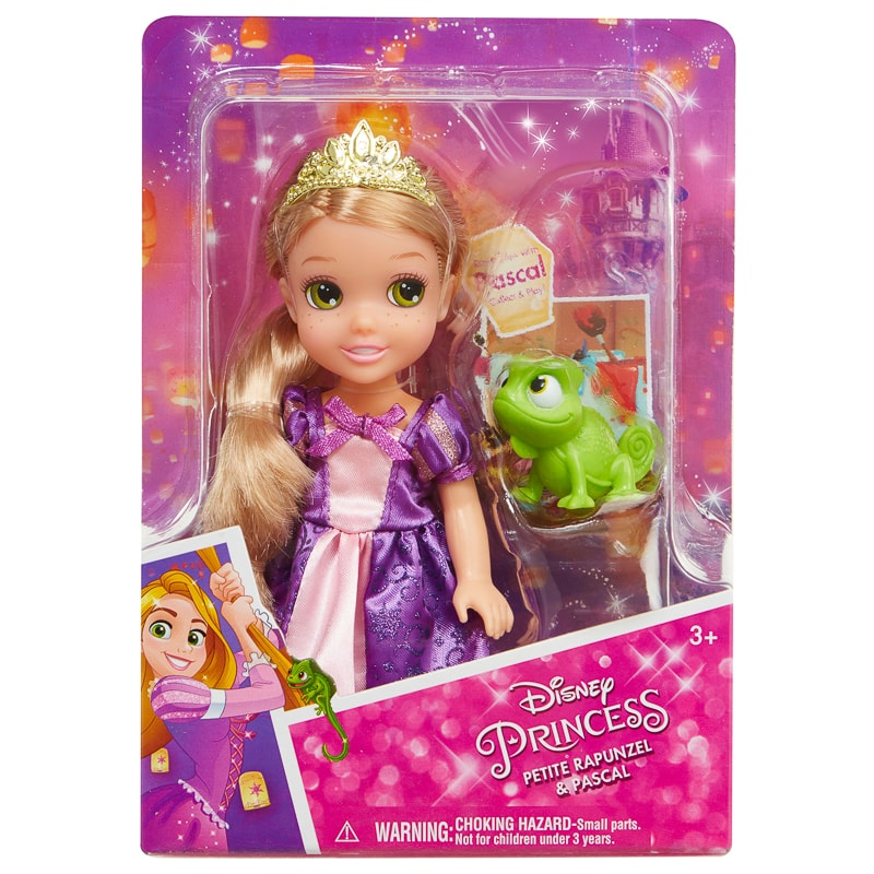 Disney Princess Petite Doll - Rapunzel