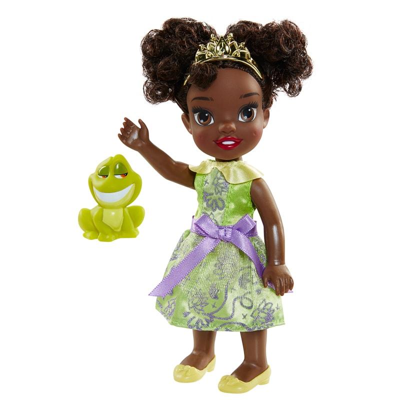 Disney Princess Petite Doll Tiana Dolls Amp Accessories