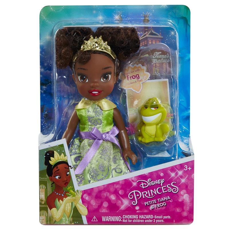 Disney princess petite doll tiana dolls accessories b m - Petite princesse disney ...