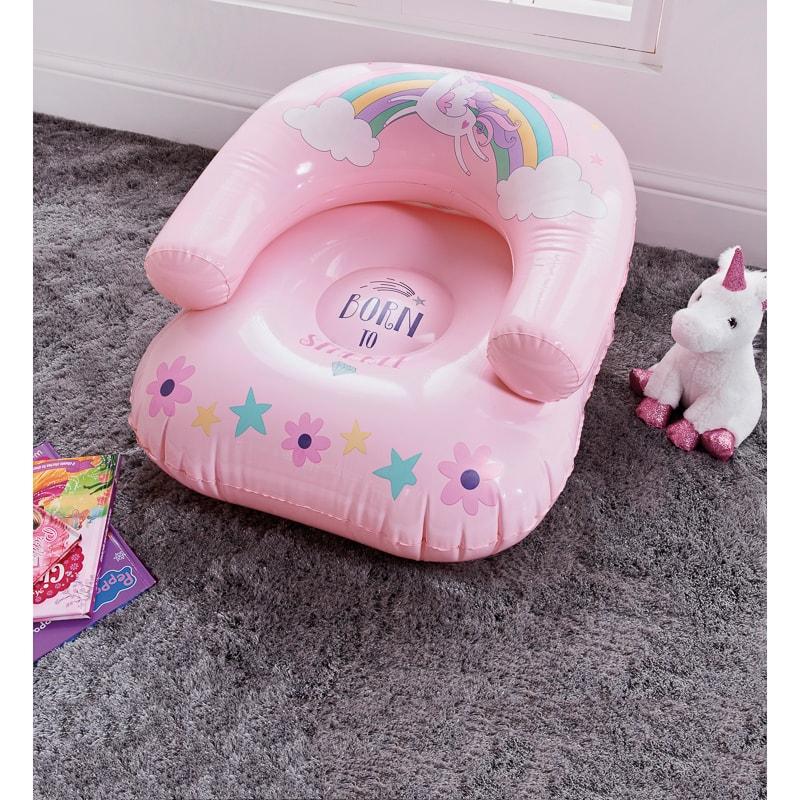 Unicorn Inflatable Chair Children S Furniture B Amp M
