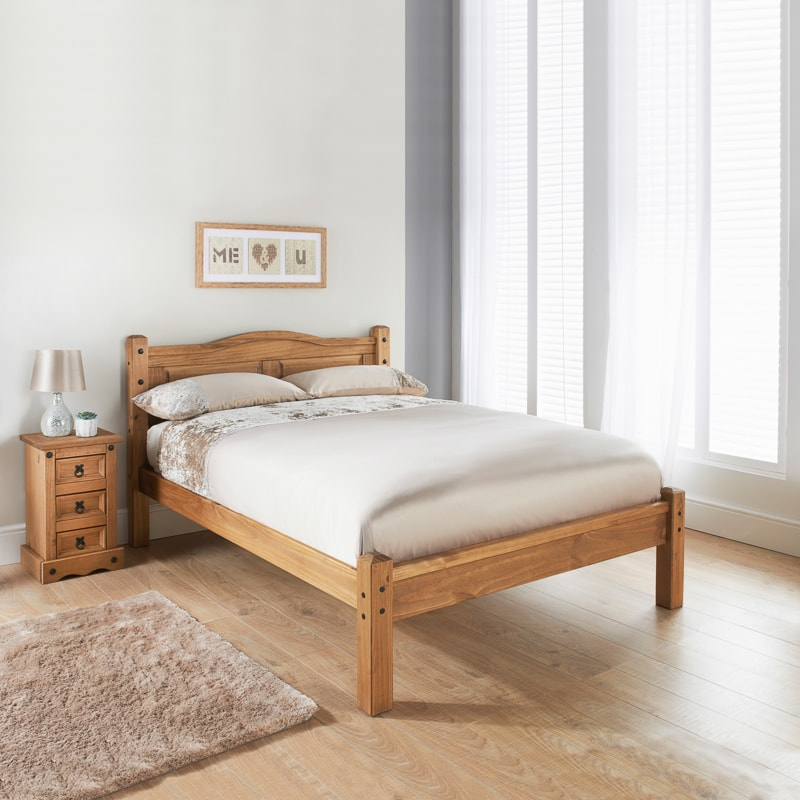 Rio Double Bed