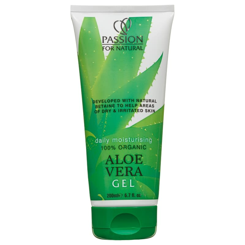 Passion for Natural Aloe Vera Gel 200ml