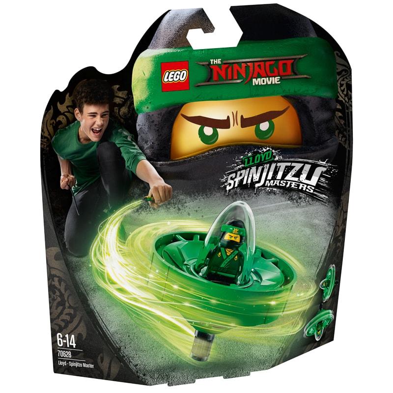 340282 Lego Ninjago Lloyd Spinjitzu Master 2