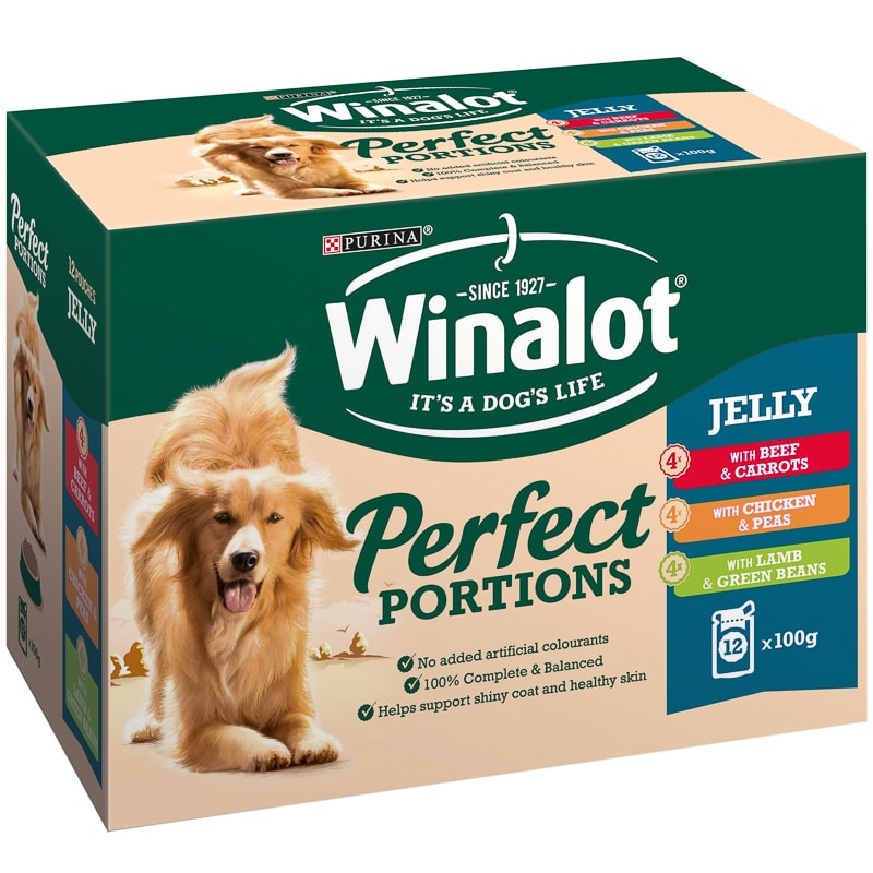 Winalot Pouches 12pk - Jelly Multipack