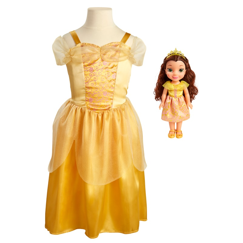 Disney Princess Doll & Dress Up Set | Toys | Kids Dress Up