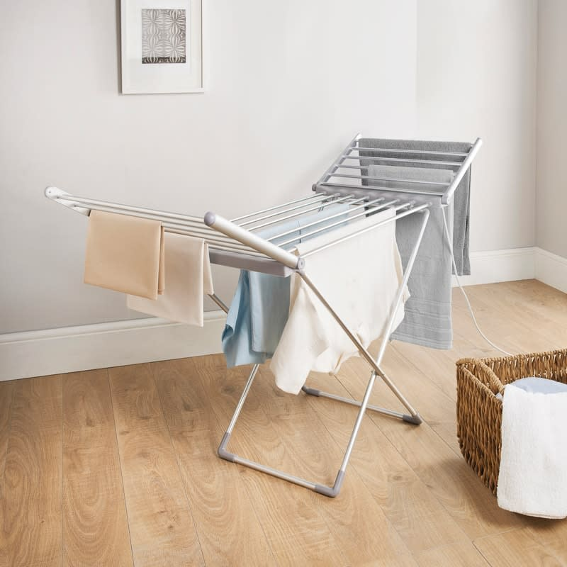 Addis Heated Clothes Airer 12m