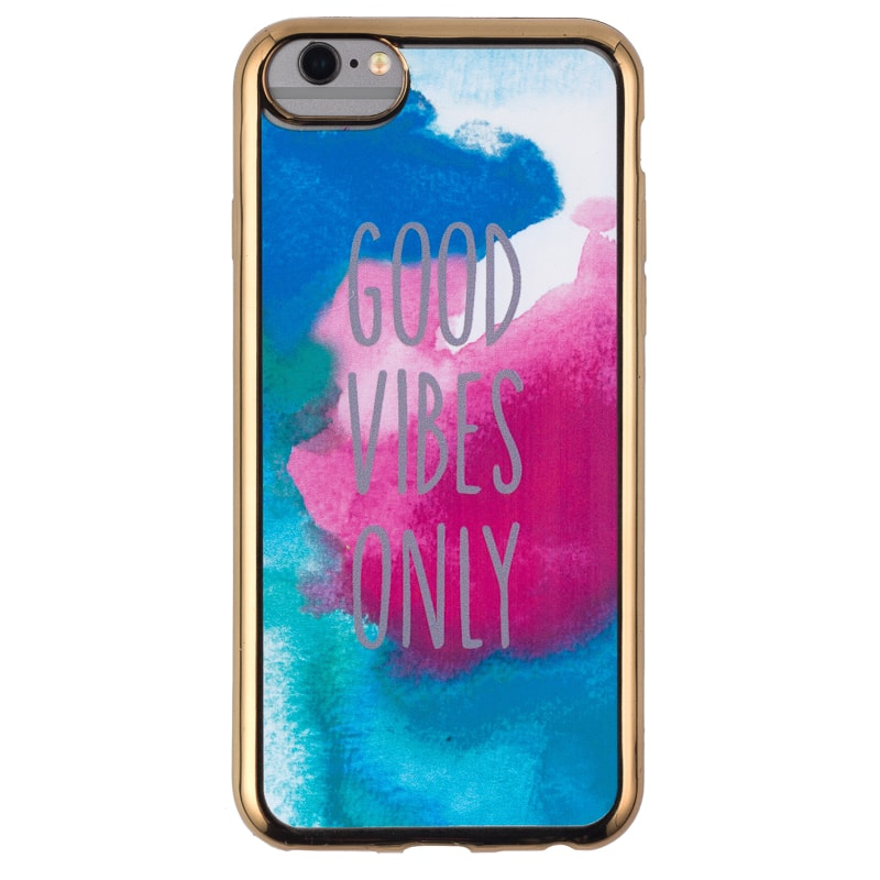 Intempo iPhone 6/7/8 Case - Good Vibes Only