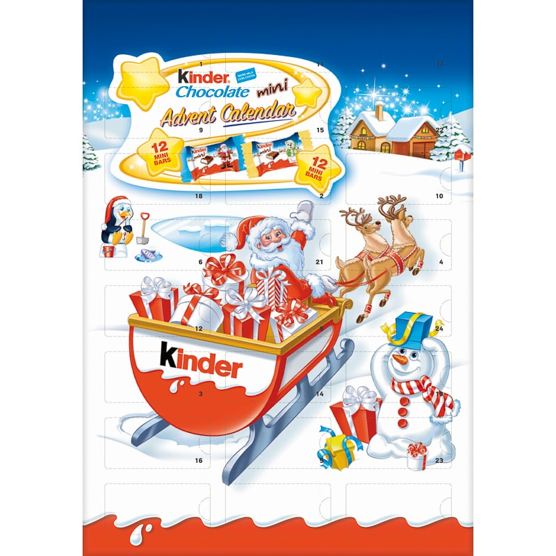 Image result for kinder advent calendar