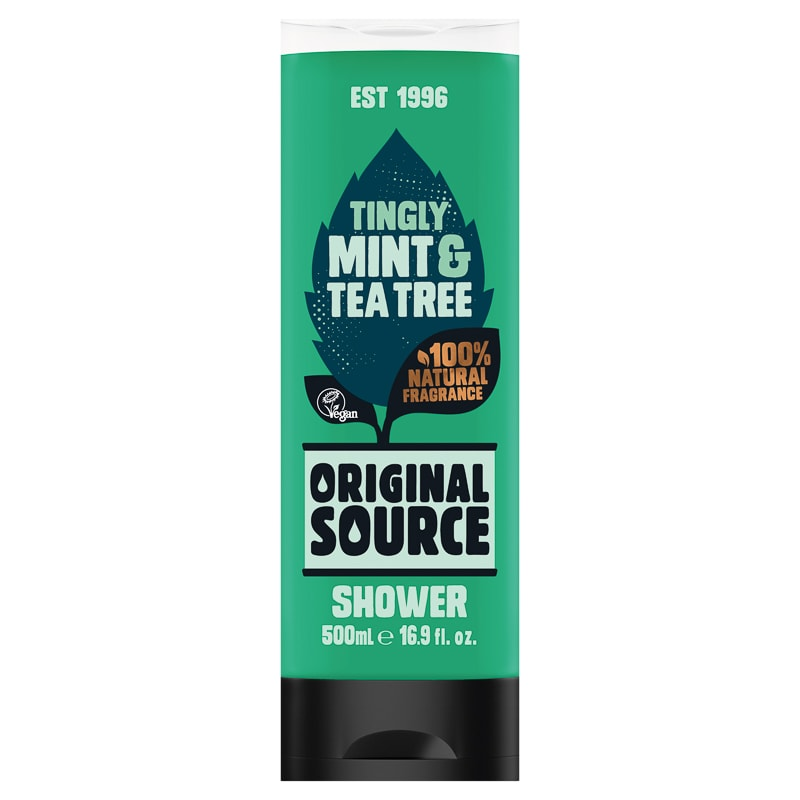 Original Source Shower Gel 500ml - Tingly Mint & Tea Tree