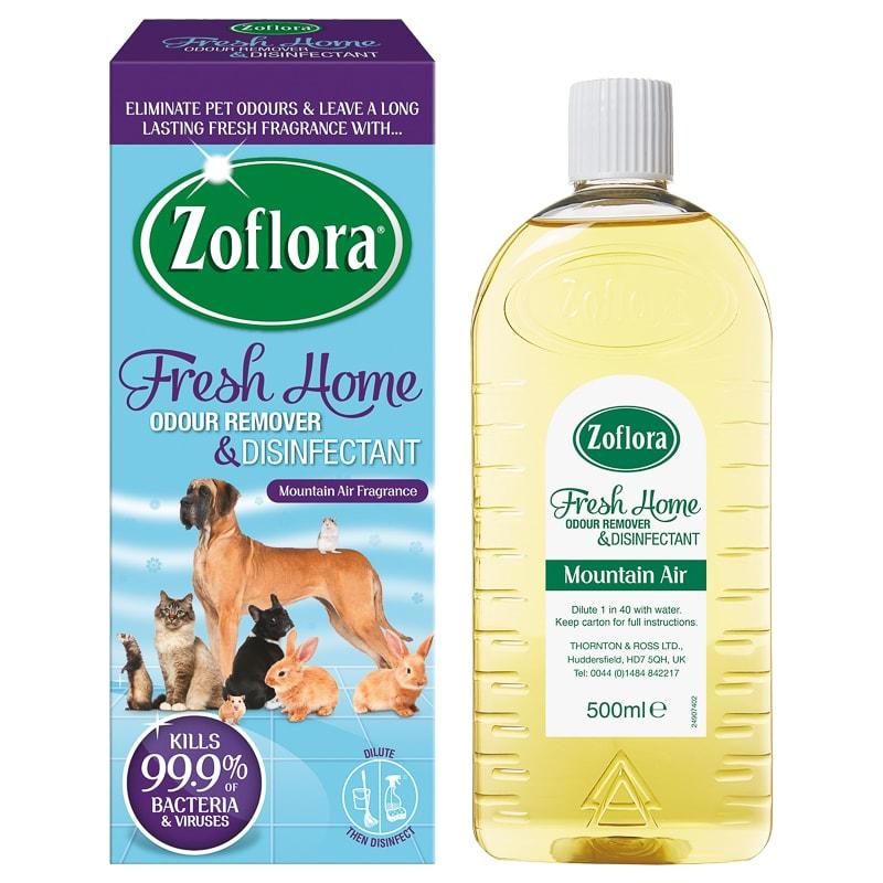 Zoflora Odour Remover & Disinfectant - Mountain Air ...