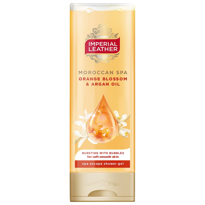Imperial Leather Moroccan Spa Shower Gel 250ml - Argan Oil
