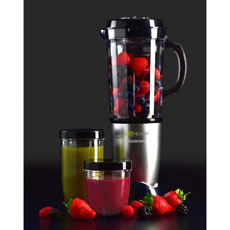 Mo Health 8-in-1 Multi Blender