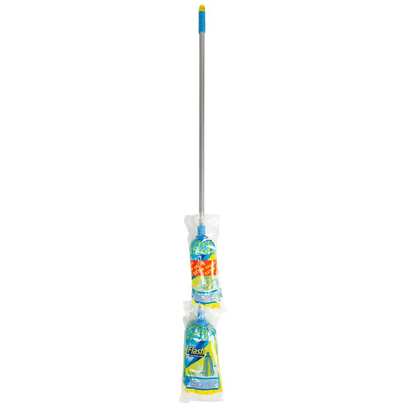 Flash Microfibre Mop & Refill