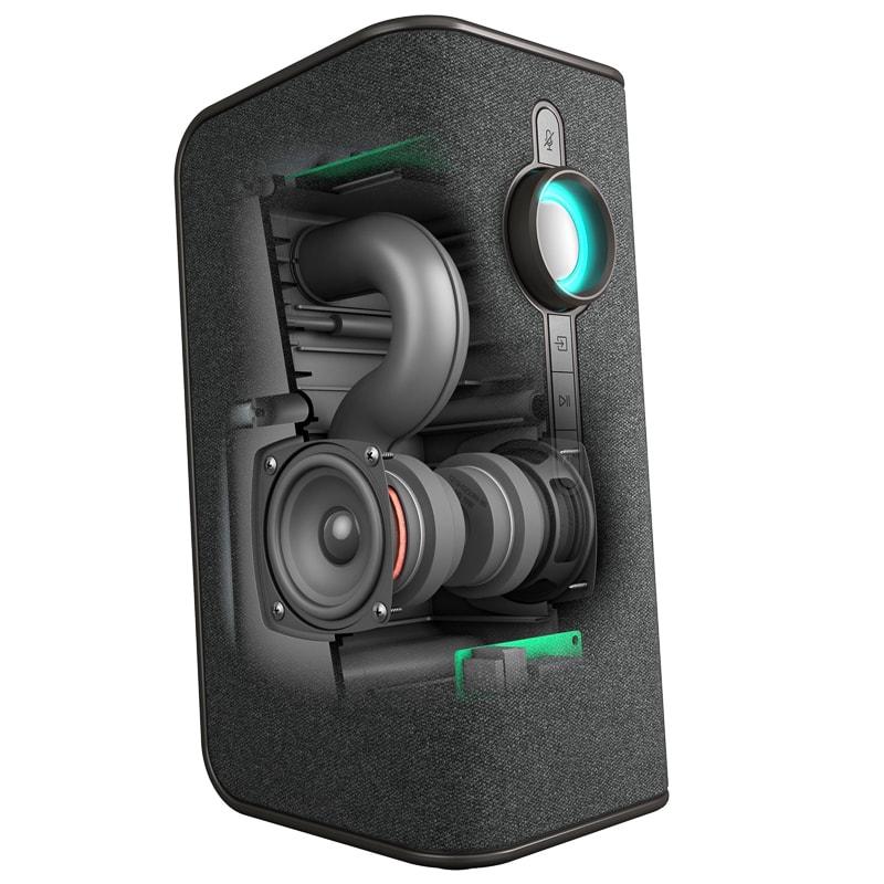 Kitsound Amazon Alexa Bluetooth Speaker