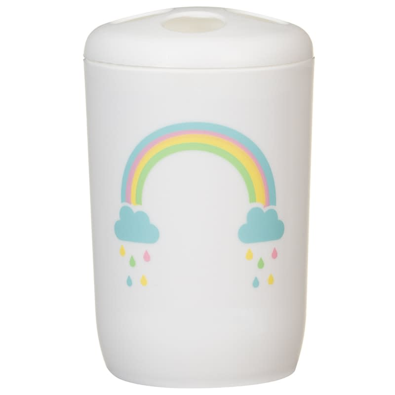 Bathroom Set 4pc - Rainbow