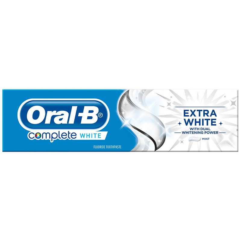 Oral-B Complete White Toothpaste 100ml