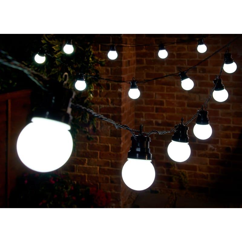 Mason & Jones Festoon String Lights 24pk
