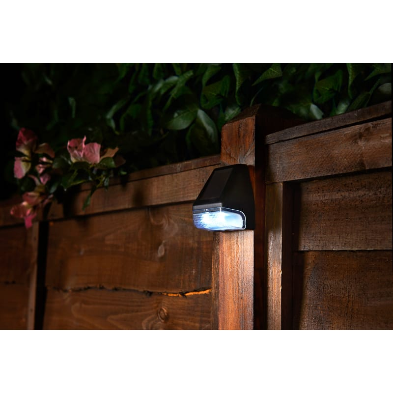 Wall Amp Fence Solar Light Garden Lights B Amp M