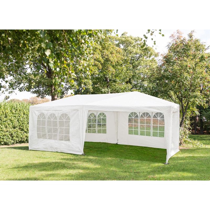 Garden Party Marquee 6 x 3m | Outdoor Furniture | Gazebos ...