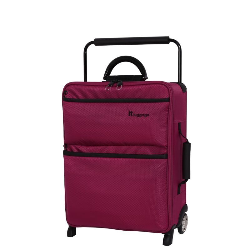 new appearance super specials buy good World's Lightest Suitcase 55cm - Wine
