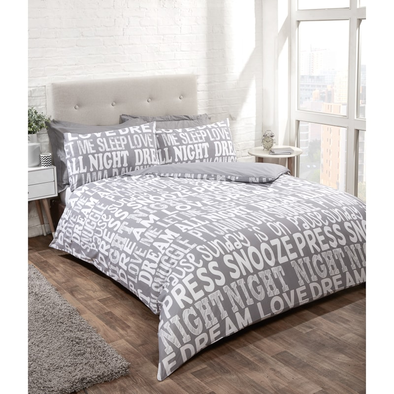 Dreamz King Duvet Set