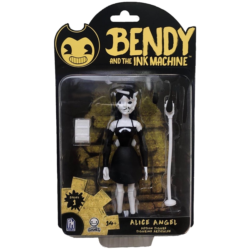 Bendy & the Ink Machine Figure - Alice Angel