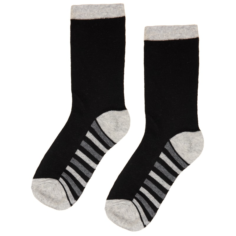 Older Boys Heel & Toe Socks 8pk