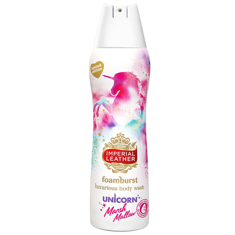 Imperial Leather Foamburst Body Wash 200ml - Unicorn