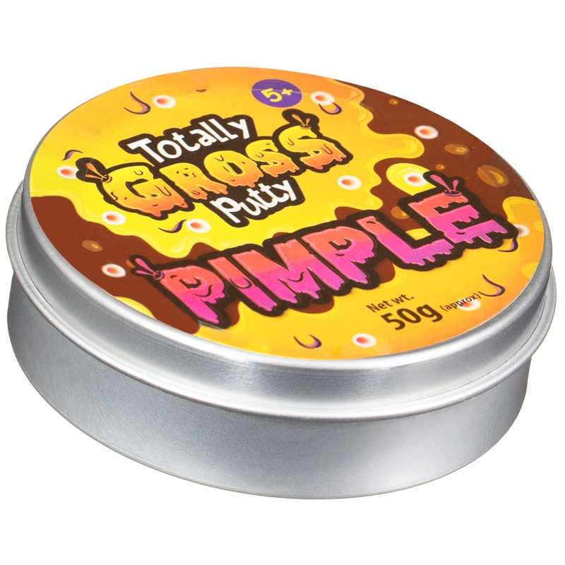 Totally Gross Putty 50g - Pimple