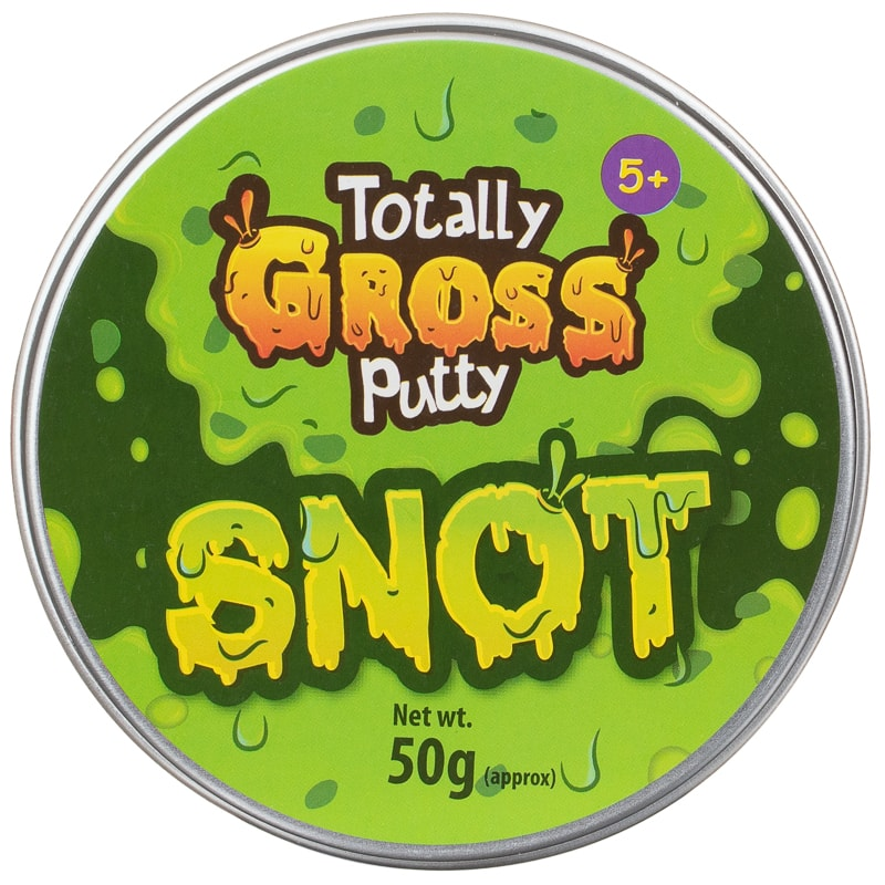 Totally Gross Putty 50g - Snot
