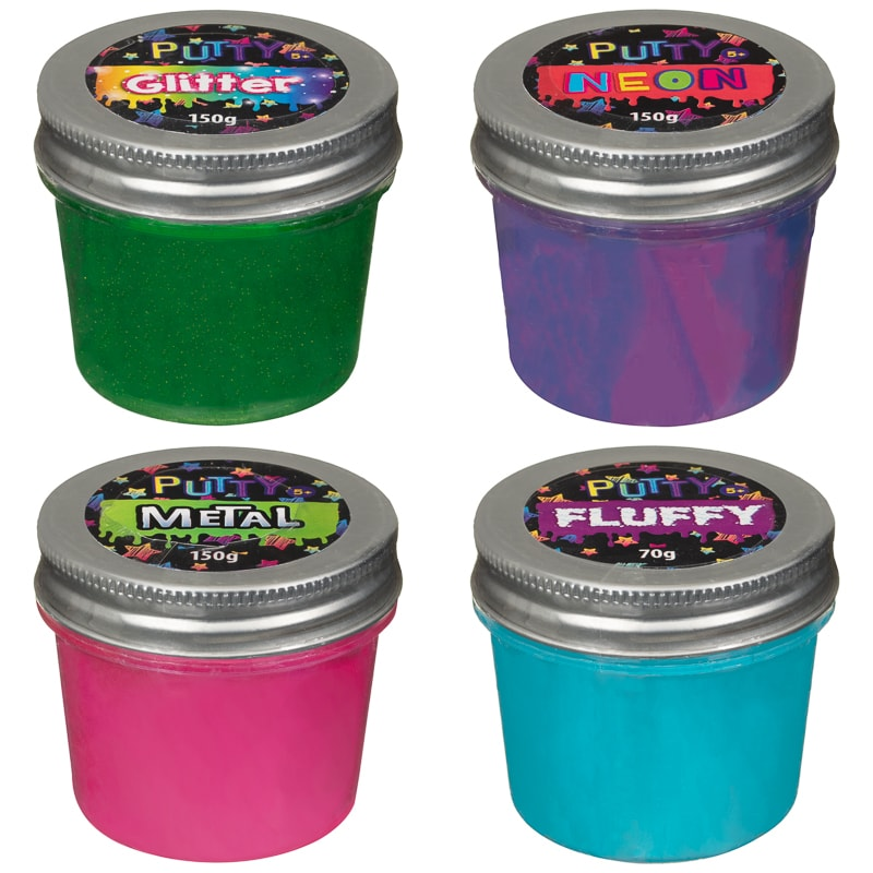 Putty Fluffy Slime 150g