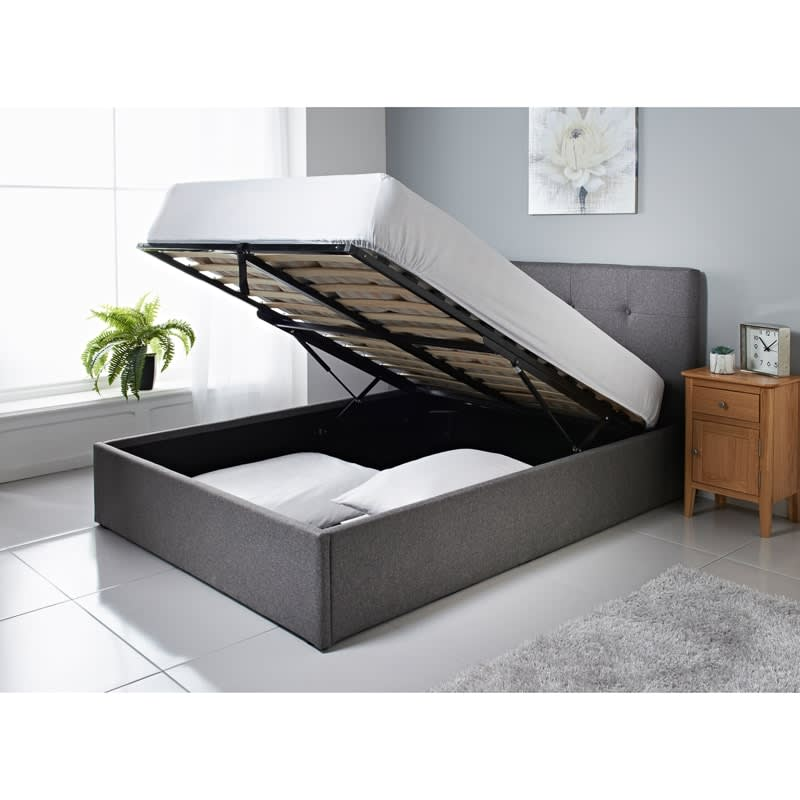 B&M Allerton Ottoman Double Bed